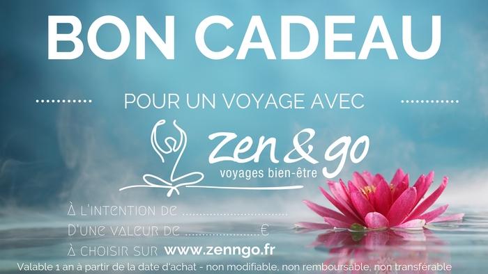 Bon Cadeau Zengo