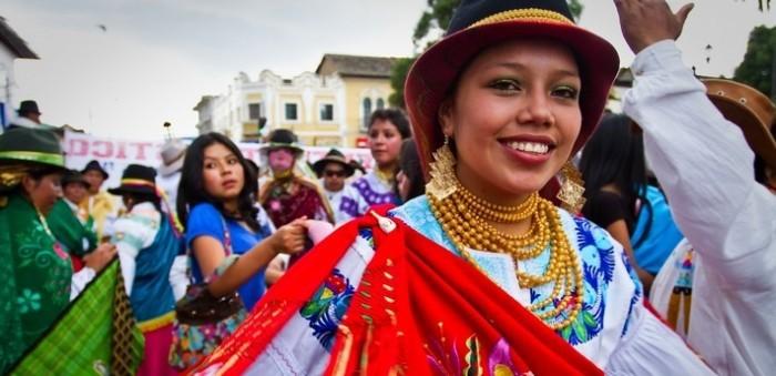 Ecuador & Féminin Sacré