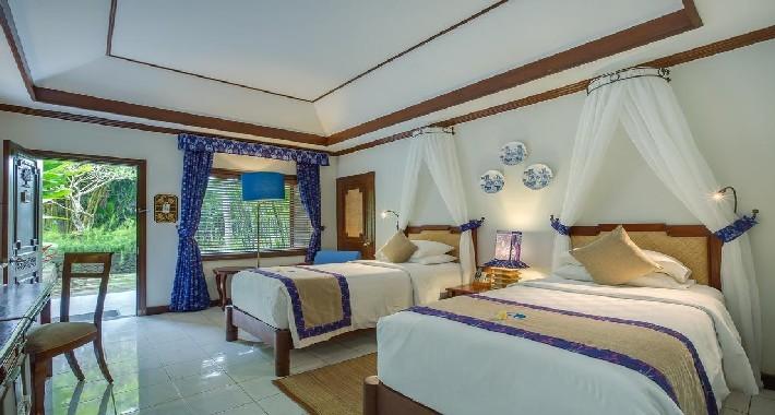 Rama Candidasa chambre