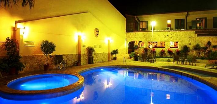 Hôtel à San José au Costa Rica avec piscine - Zen&go