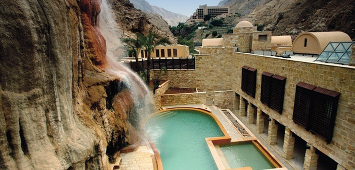h tel 5 et spa main hot spring en jordanie