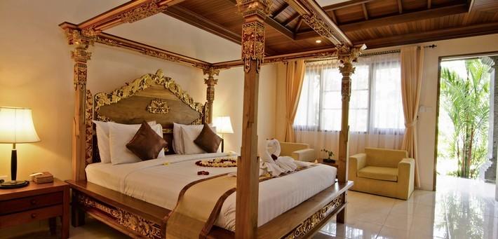 Hôtel Bhuwana Bali - Zen&go
