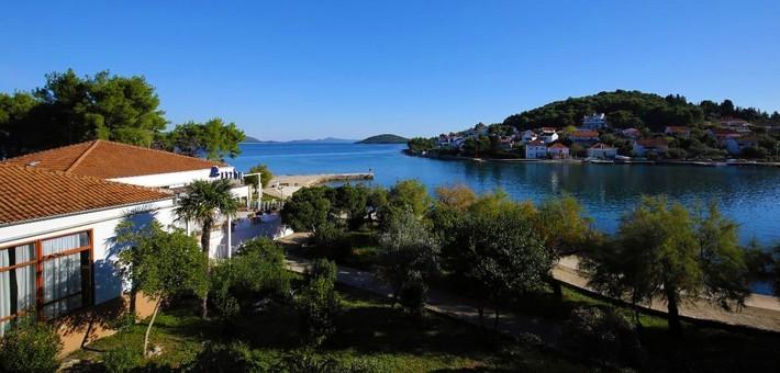 Hôtel à Korinjak en Croatie