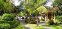 Hotel Arya Amed - vers la piscine et la mer