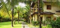Hotel Arya Amed - Bungalows dans le jardin
