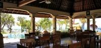 Hotel Arya Amed - Restaurant