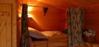 Gîte en forêt de Fontainebleau, chalet ou cabane dans les arbres - Zen&go