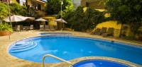 Hôtel à San José au Costa Rica avec piscine