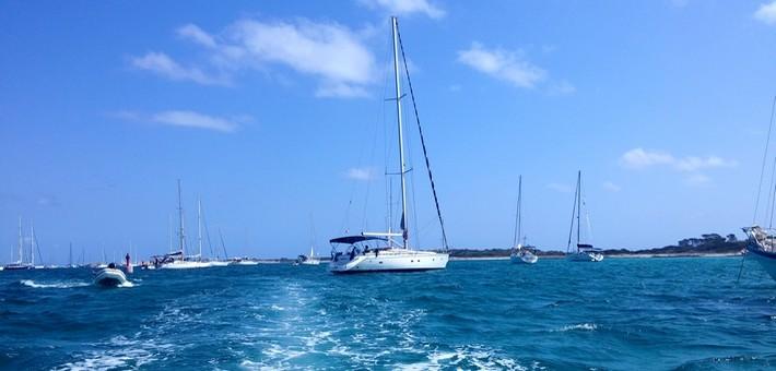 Yoga Boat