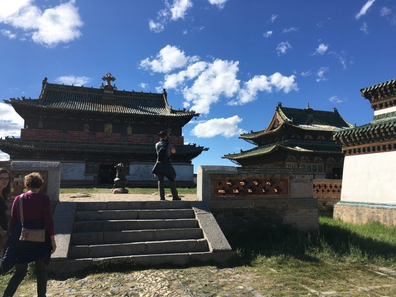 Temple de Karakorum