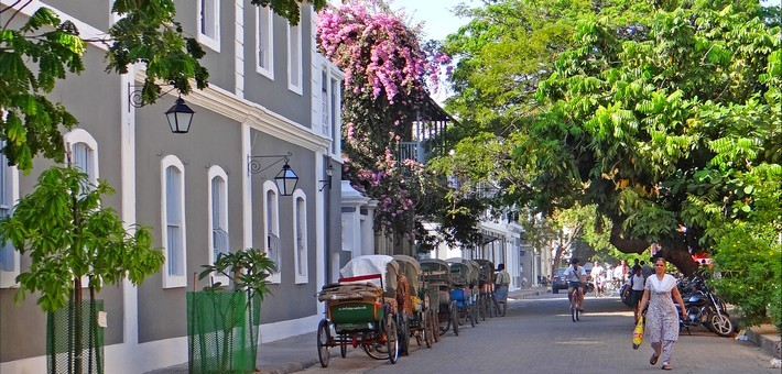 Jour 3. Yoga & Visite de Pondicherry