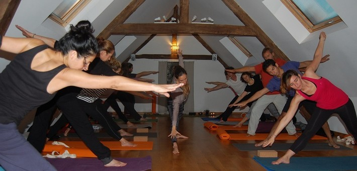 Week-end Yoga et Nature dans le Perche - Zen&go